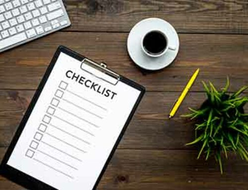 Why a checklist is important for any campaign?