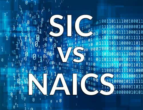 SIC vs NAICS Codes – Are these some Crime TV Drama's?