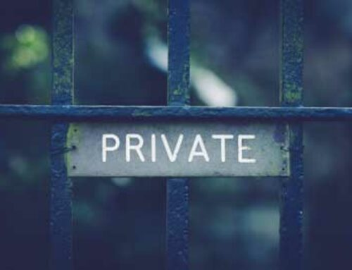Privacy Rules – Do they affect you?